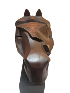 Equine Head 2