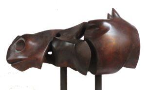 Equine head 1